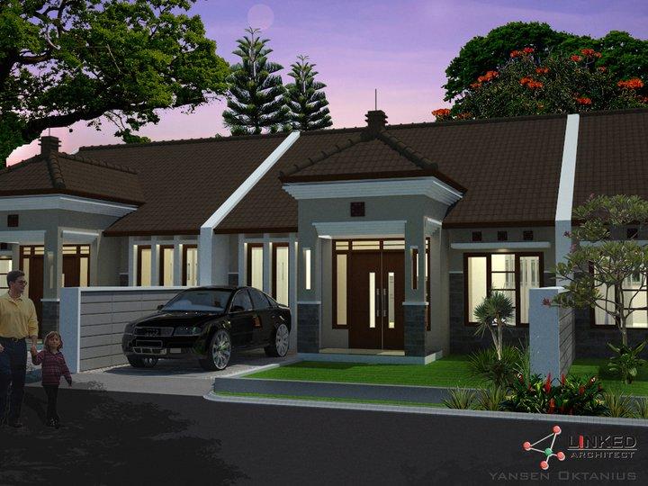 arsitektur rumah bali yang poluler coba diangkat dalam desain rumah