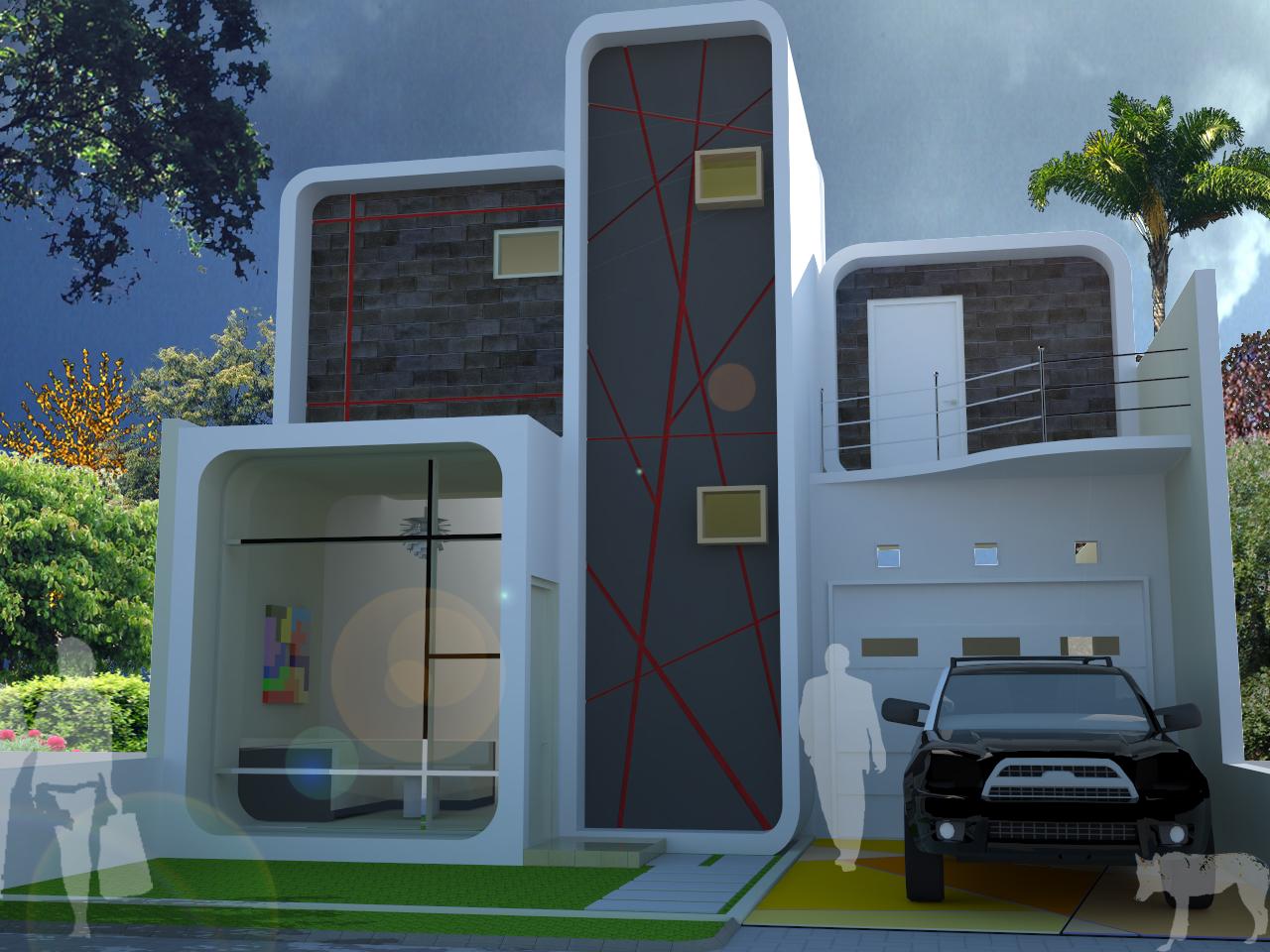 Rumah Mungil Nan Ber Estetika Part 2 4Linked Architect